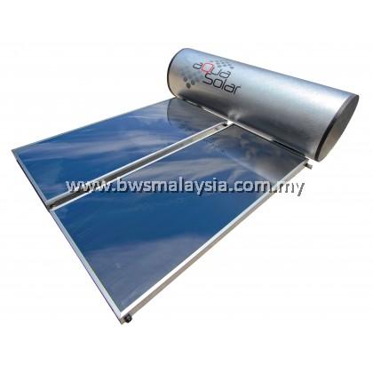 Aqua Solar L66 (300 liters) Solar Water Heater Malaysia (c/w Installation)