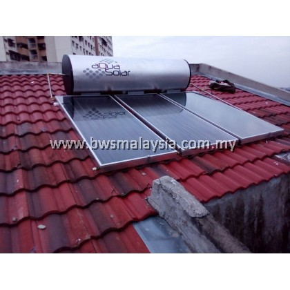 Aquasolar L80 (363 liters) Solar Water Heater Malaysia (c/w Installation)