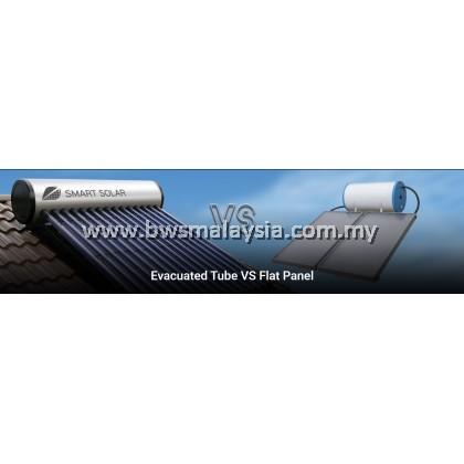 SMARTSOLAR - S200 Hybrid Solar Water Heating System (FREE Controller)