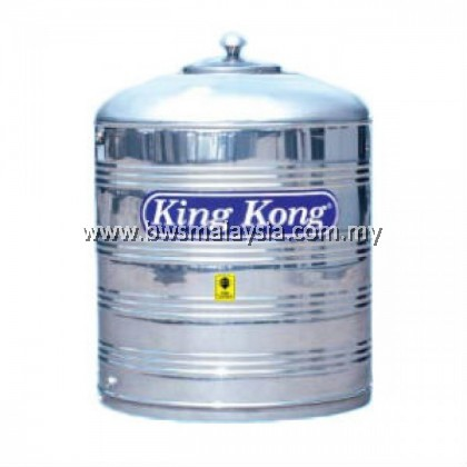 King Kong HS150 (1500 liters) Stainless Steel Water Tank