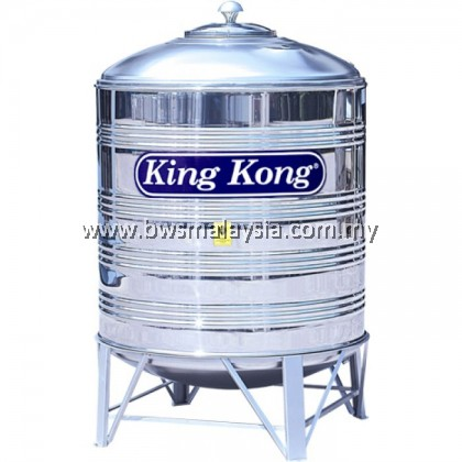 King Kong HR600 (6000 liters) Stainless Steel Water Tank - 6000L