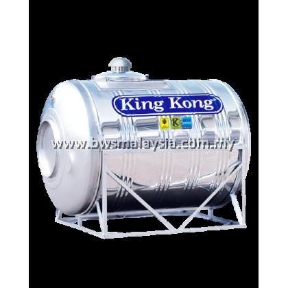 King Kong ZR200 (2000 liters) Stainless Steel Water Tank (Horizontal Model)