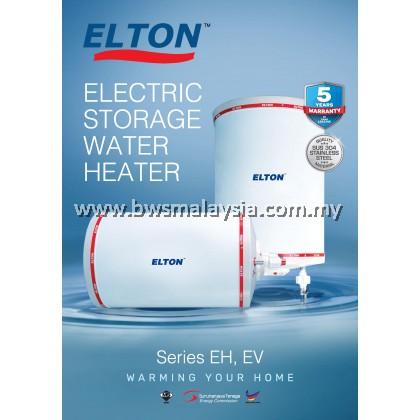 Elton EWH23 (EV-23) Storage Water Heater Malaysia - Vertical Model