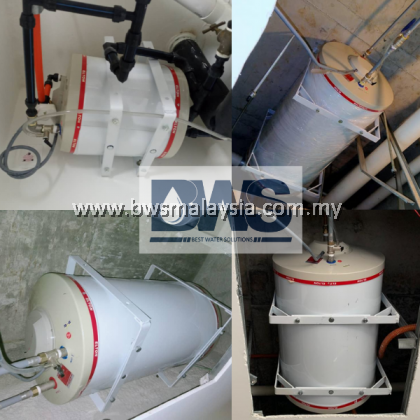 Elton EWH45 (EV-45) Storage Water Heater Malaysia - Vertical Model