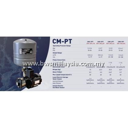 Grundfos CM5-4PT Water Booster Pump | Free Anti Vibration Matt & Delivery