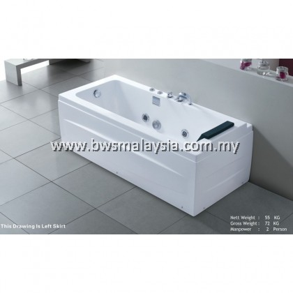 Eurano ERN11341 Individual Massage Bathtub Malaysia