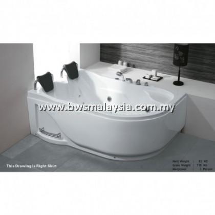 Eurano ERN11330 Double Massage Bathtub Malaysia