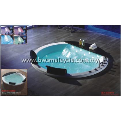Eurano ERN11654 Waterfall Massage Bathtub Malaysia