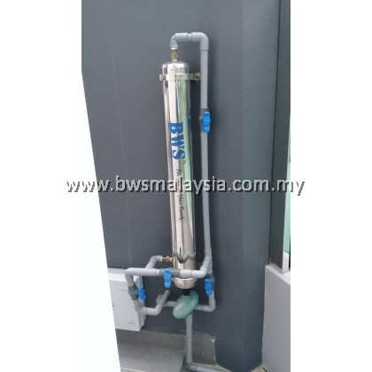 BWS Membrane Outdoor Water Filter SS2500