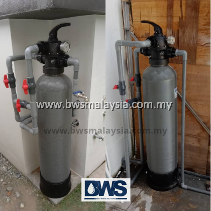 Waterco W250 Outdoor Water Filter Malaysia | 30% Discount Price