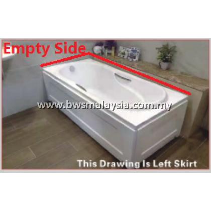 Eurano ERN12500 Classic Bathtub Malaysia
