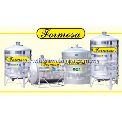 FORMOSA STAINLESS STEEL WATER TANK - HR100