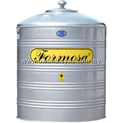FORMOSA STAINLESS STEEL WATER TANK - HS80