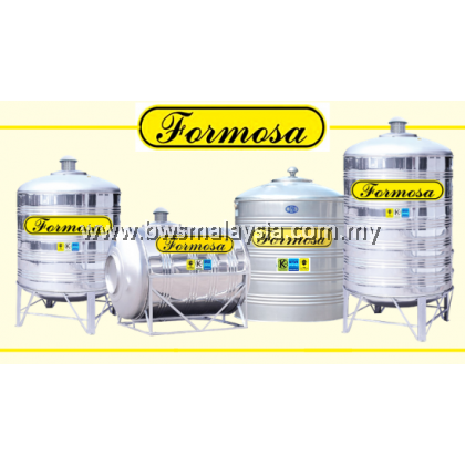 FORMOSA STAINLESS STEEL WATER TANK - HS300