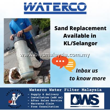WaterCo HIGH QUALITY Filter Media - Graded Zeolite | 0.6-1.2mm