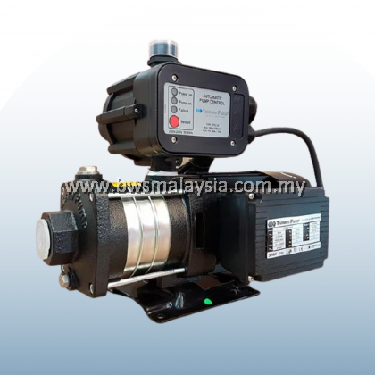 Tsunami CMH4-40K Water Pump (1.0HP) | Automatic Home Booster Pump