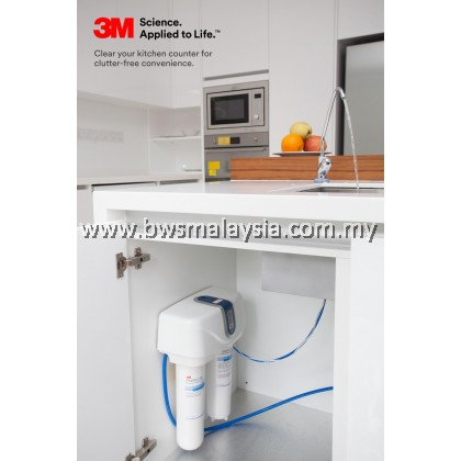3M Under Sink Drinking Water Filter DWS2500T-CN