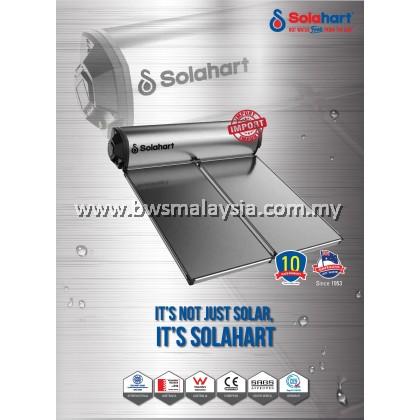 SOLAHART SOLAR WATER HEATER 181LF MALAYSIA
