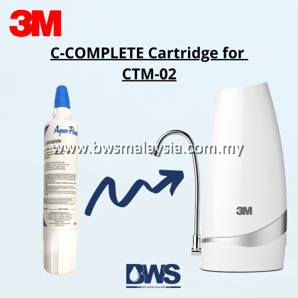 3M Filter Cartridge for AP Easy Complete | C-Complete