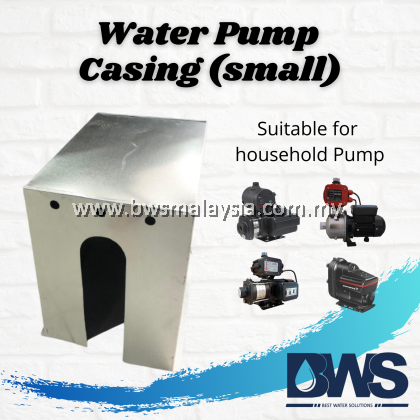 Waterproof Water Pump Casing - Small