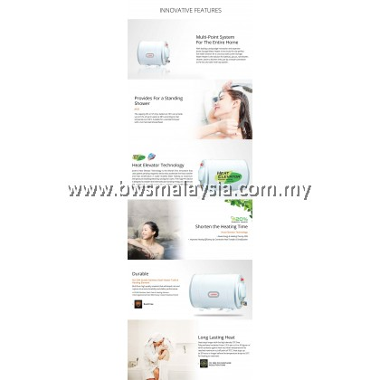 Joven JSH25 (25L) Storage Water Heater Price - Joven 25 litres