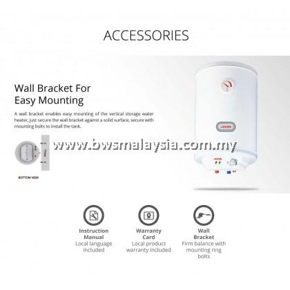 Joven JSV50 (50L) Storage Water Heater Price (Vertical) - Joven 50 Litres