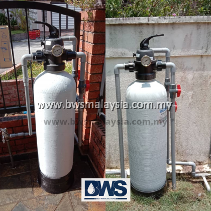 [WITH INSTALLATION] Waterco W300 Outdoor Water Filter Malaysia   FREE GIFT Stoneware Purifier 8L