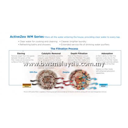 Waterco ActiveZeo WM250 Outdoor Sand Filter Malaysia